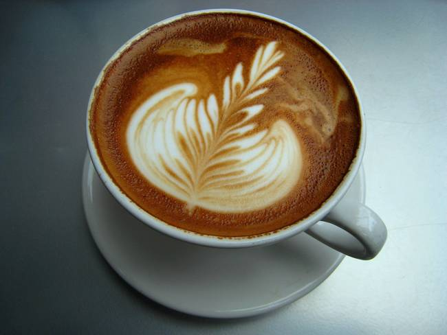 Cup of Cappucino