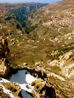 Qadisha Valley, Lebanon