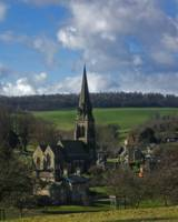 St Peter's Church, Edensor