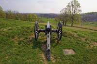 1DH414 Cemetery Hill at Gettysburg