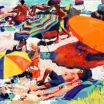 """Beach Day La Jolla Cove, by RD Riccoboni"" by RDRiccoboni"