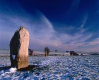 Avebury Winter