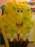 spongebob the ballon
