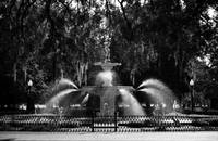 Savannah Fountain No. 2, Georgia