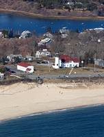 Chatham, Cape Cod Lighthouse Aerial Photo