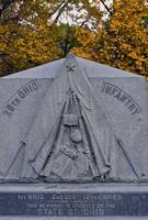 29th Ohio Monument at Gettysburg
