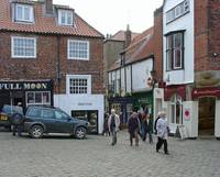 The Shambles, Market Place  (15700-RDA)