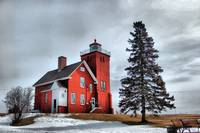 two harbors light house