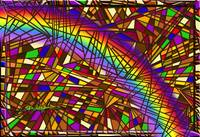 rainbow shards