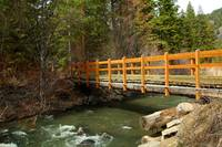 Taneum Creek Trail Bridge  #3