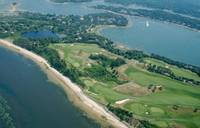 Eastward Ho Golf Course Aerial Photo