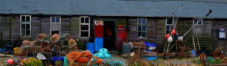 Fishermans Hut Lindisfarne 1