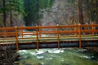Taneum Creek Trail Bridge  #4