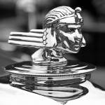 Stutz Hood Ornament by James Howe