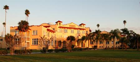 Historic Fenway Hotel in Dunedin, Florida
