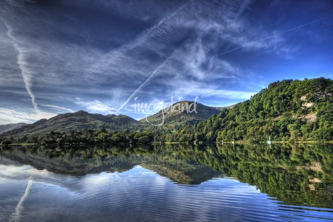 Ullswater, Lake District, England, UK