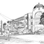 """The Hillcrest Sign San Diego California"" by RDRiccoboni"