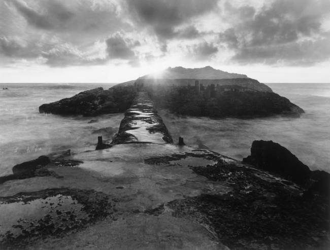 Ruins of Sutro Baths, 1975