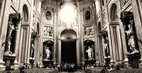 Inside San Giovanni in Laterano Basilica - The Eva
