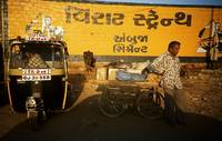 Roadside, Gujarat