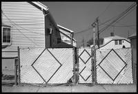 Diamond Fence, Brooklyn, New York