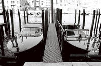 Venice's Canal Boats