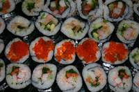 Homemade Sushi this sunday. Was delicious!