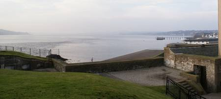 River Tay from the castle