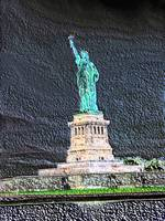 Statue of Liberty Chroma Emboss 1594