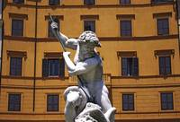 Fountain of Neptune at Piazza Navona, Rome