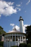 Lighthouse and Gazebo
