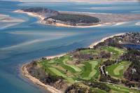 Strong Island & Eastward Ho Aerial
