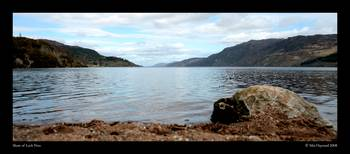 Shore of Loch Ness
