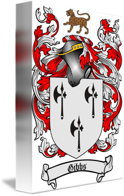 Gibbs Family Crest Coat Of Arms By Family Crest