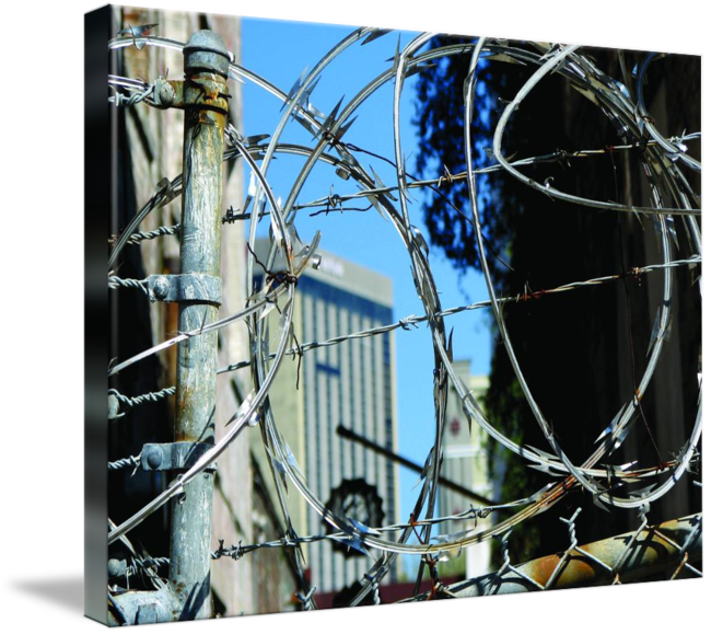 Razor Wire Copyright © 2007 Kevin P. Johnson by Kevin Johnson