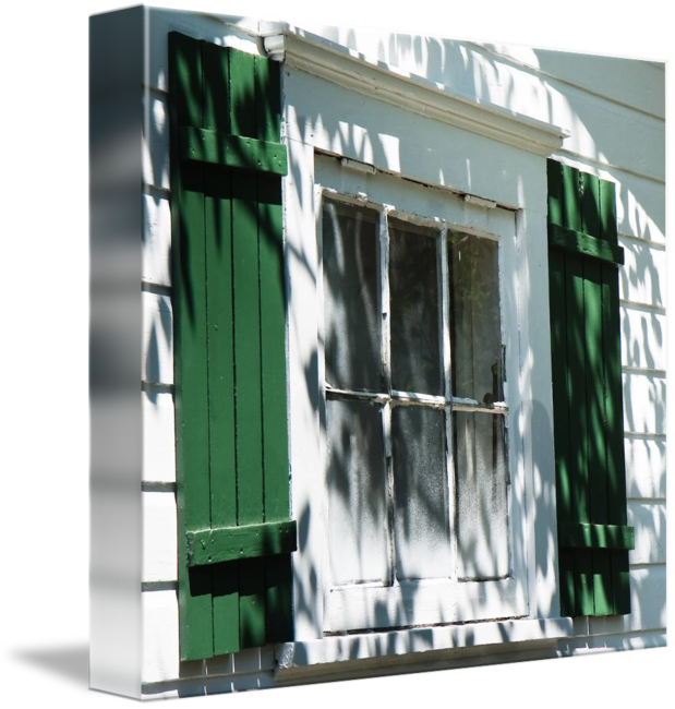 Green Shutters White House Cape May New Jersey By Mark And Judy Coran