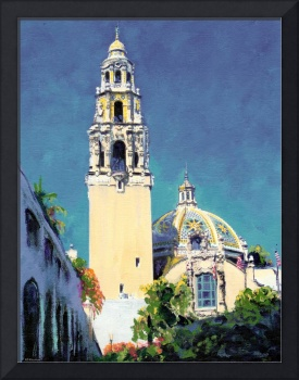 California Bell Tower by RD Riccoboni by RD Riccoboni