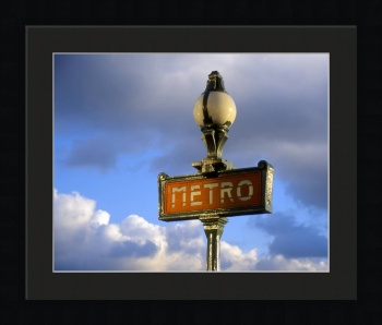 Metro by Mikhail Lavrenov - buy framed fine art print from Imagekind
