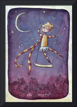 The Acrobat by Lucia Masciullo
