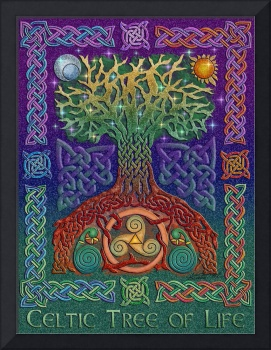 Celtic Tree of Life, Foxvox