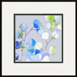 San Franscisco Floral And Botonical Framed Art Paint