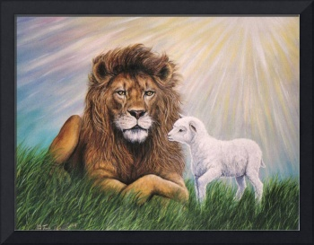 The Lion and the Lamb by Fawn McNeill