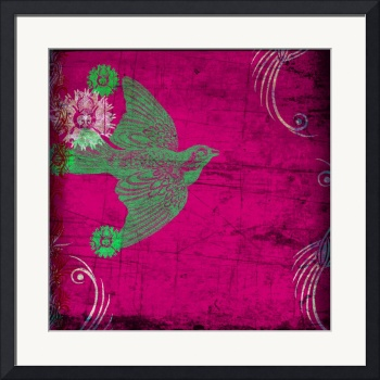 Urban Myth Series by Ricki Mountain Fine Art Prints and Posters :  pink designer home accent etsy