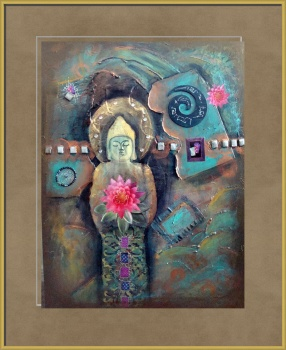 Catching Desert Dreams by Tara Catalano Fine Art Prints and Posters :  art custom paintings buddha