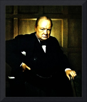 Winston Churchill, Prime Minister of UK, 1941 2