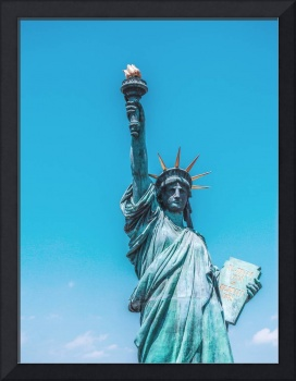 The Statue of Liberty in New York City 2