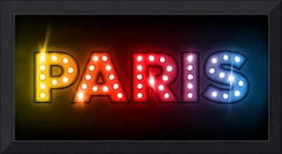 Paris in Lights