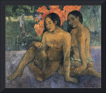 Paul Gauguin Native Girls