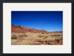 Arizona Desert Landscape by Jacque Alameddine