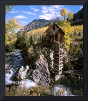 Crystal Mill Afternoon